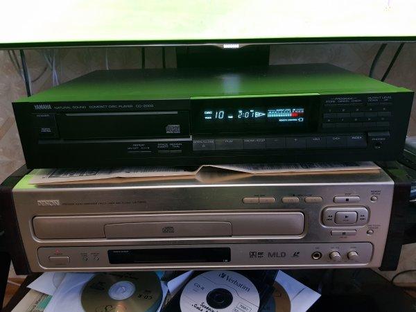 CD-проигрыватель Yamaha CD-2000