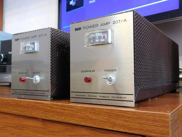 Усилитель мощности SWTPC 207/A (МОНО БЛОКИ).