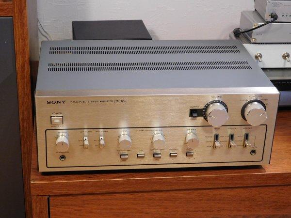 Усилитель SONY TA-3650