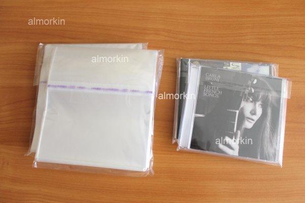 Внешние пакеты с клапаном для CD (Япония)