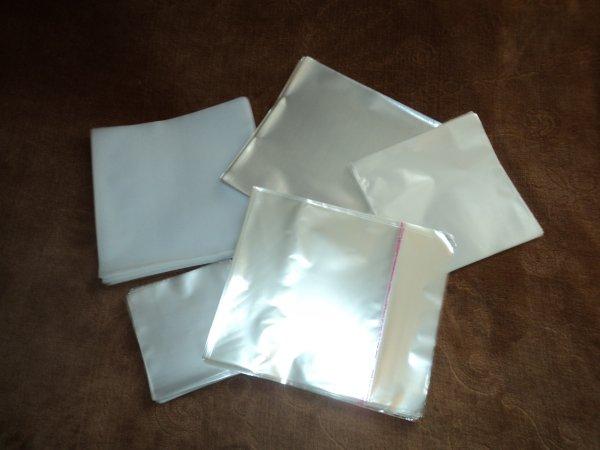 Пакеты внешние для пластинок.
