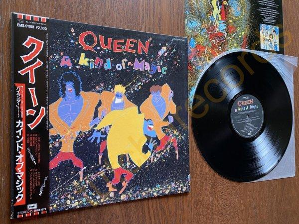QUEEN – A Kind Of Magic - LP -RARE PROMO РАСПРОДАЖА ОКОНЧАНИЕ ВЕЧЕРОМ