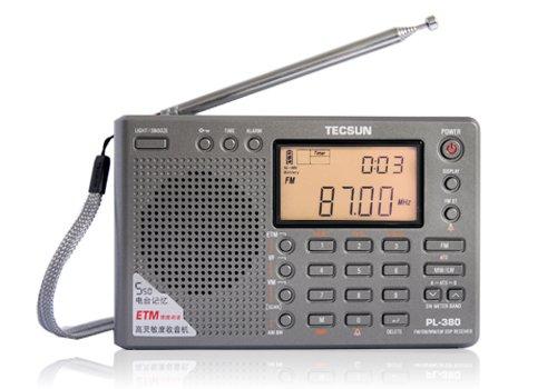 Приемник цифровой Tecsun PL-380 (New)