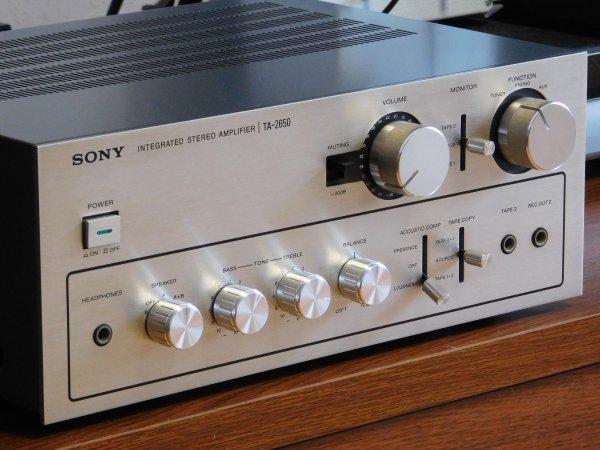 Усилитель SONY TA-2650