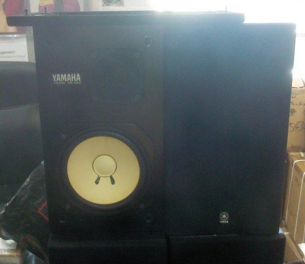 студийные мониторы Yamaha NS-10M (17). полочники. отправка по РФ.