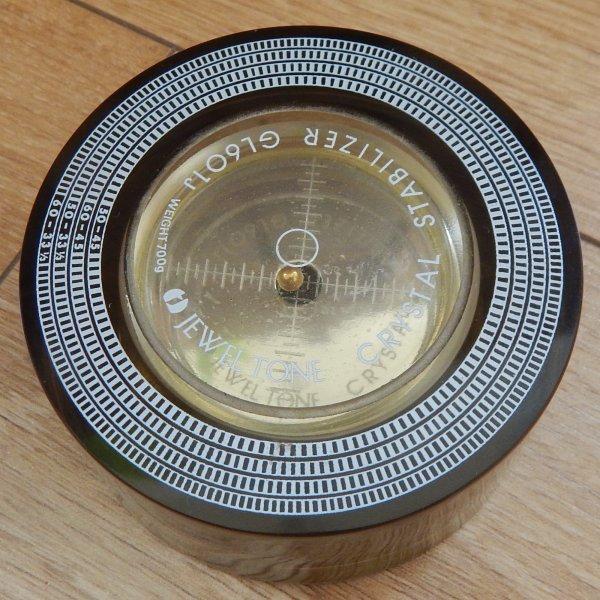 Клэмп Nagaoka Jewel Tone Crystal Stabilizer GL601J 700g