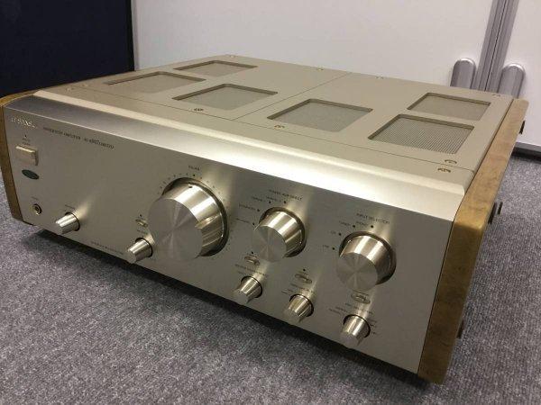 Интегральный усилитель Sansui AU-Alpha 907 Limited
