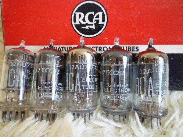 Лампы RCA, Mullard EL84, GZ34,ecc83,5751,ecc82,7247,6DJ8/ECC88
