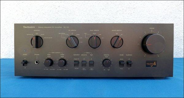 Technics SU-V6. Японский интегральник (220 вольт)