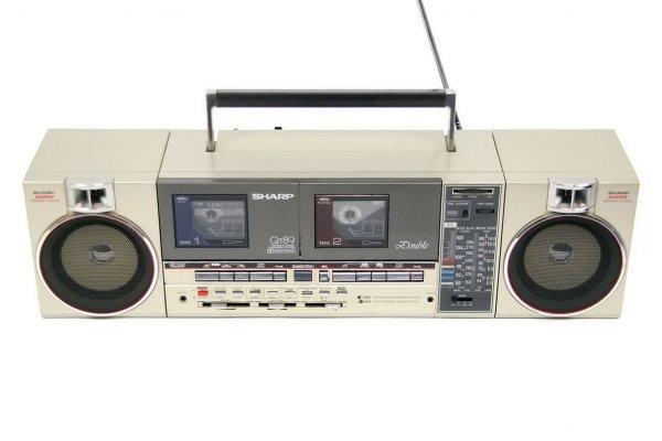 Магнитола Sharp QT-89HG (Japan)