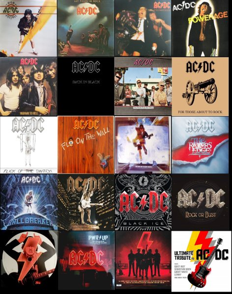 AC/DC все 17 альбомов + 1 bonus,«Коллекция сразу»▽VINYL▽─👉👉👉SEALED👈👈👈