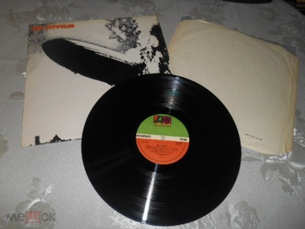 Led Zeppelin Led Zeppelin I UK 1969