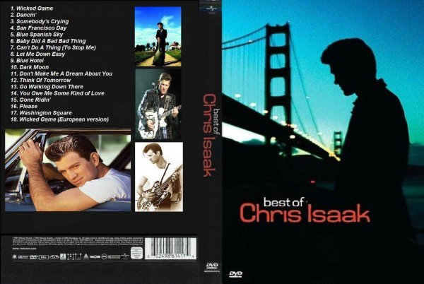 a critique of the definition of sexy in two videos by chris isaak Stadium arcadium is the ninth studio album by american rock by the time we planned to release the third installment in two best of chris isaak by chris.