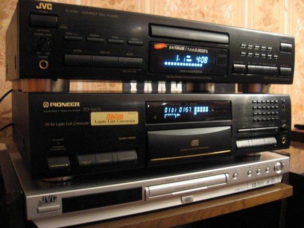 какой cd лучше пионер pd s605 либо техникс