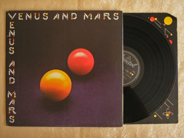 Маккартни 1975Г Венера И Марс