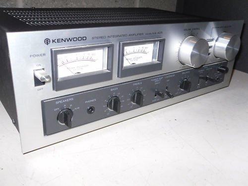 винтажный усилитель Kenwood KA-405